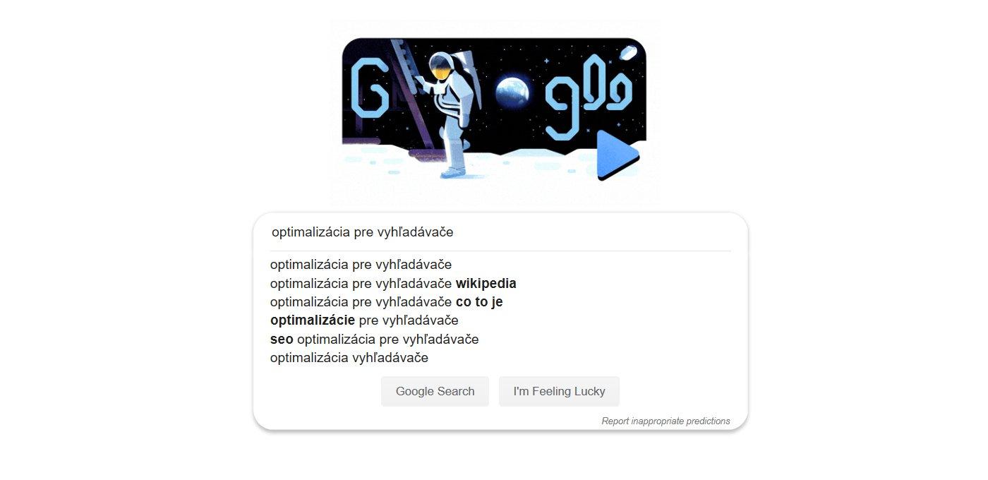 Optimalizácia pre vyhľadávače - SEO pre váš blog