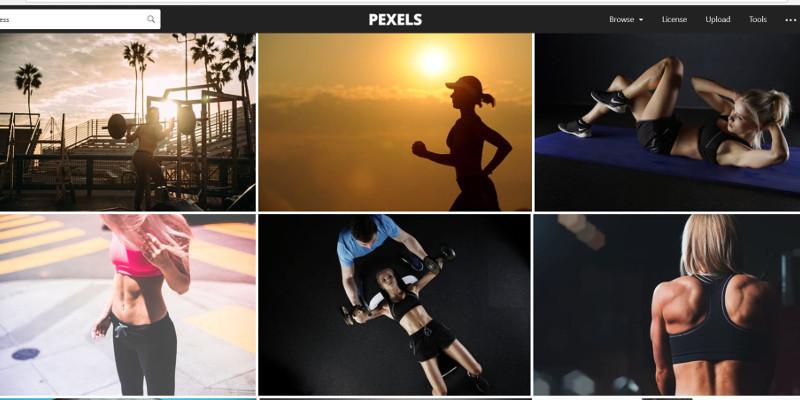 Fotobanka Pexels