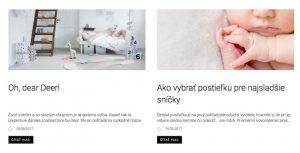 Produktové blogy Lulubee