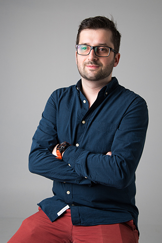 Andrej Szabo | Madviso marketing team