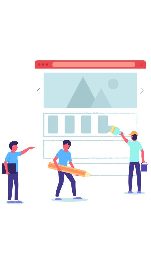 Stavte na príťažlivý a efektívny webový dizajn