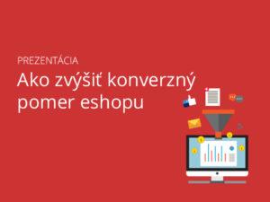 Ako zvýšiť konverzný pomer e-shhopu